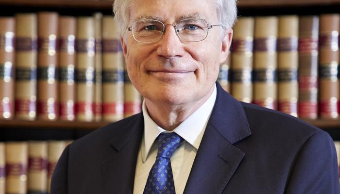 Lord Kitchin Fitzwilliam alumnus and Honorary Fellow