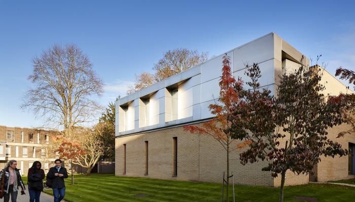 Auditorium, Fitzwilliam College, Cambridge