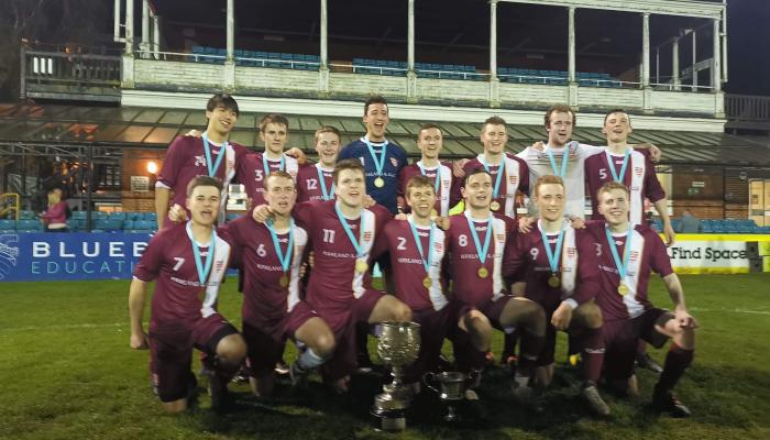 Fitzwilliam men's first team