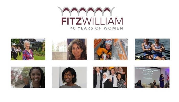Headshots of Fitz alumna
