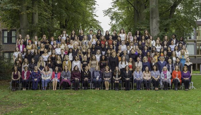 Photo of 2019 College members