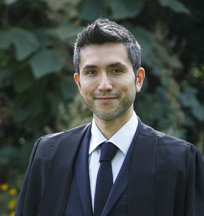 Dr Enrico Crema - Fellow, Fitzwilliam College, Cambridge