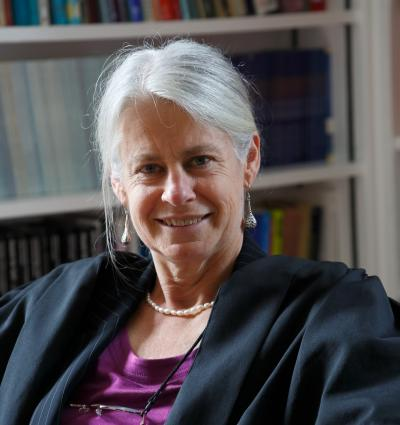 Prof Nicky Padfield, Fitzwilliam College Cambridge