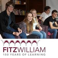 150 years of education, Fitzwilliam College, Cambridge
