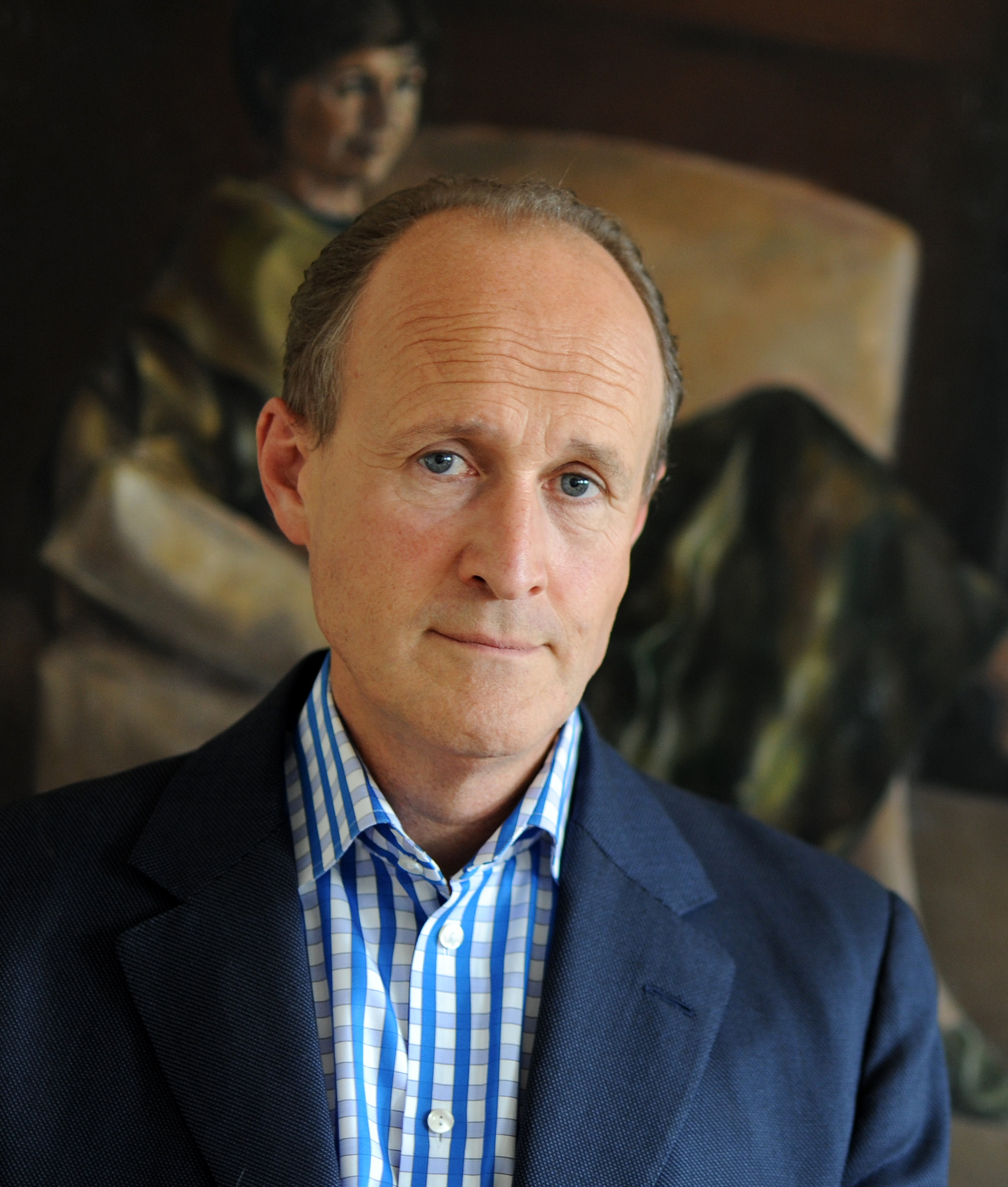 Sir Peter Bazalgette, President of the Fitzwilliam Society