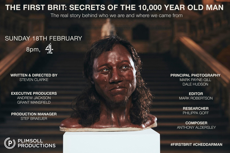 Cheddar Man, The First Brit