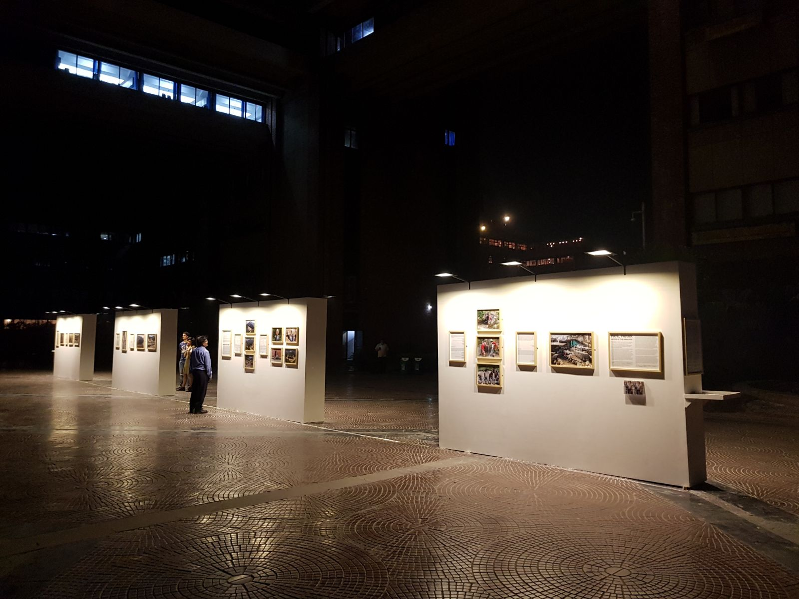 Pani, Pahar exhibition in Delhi