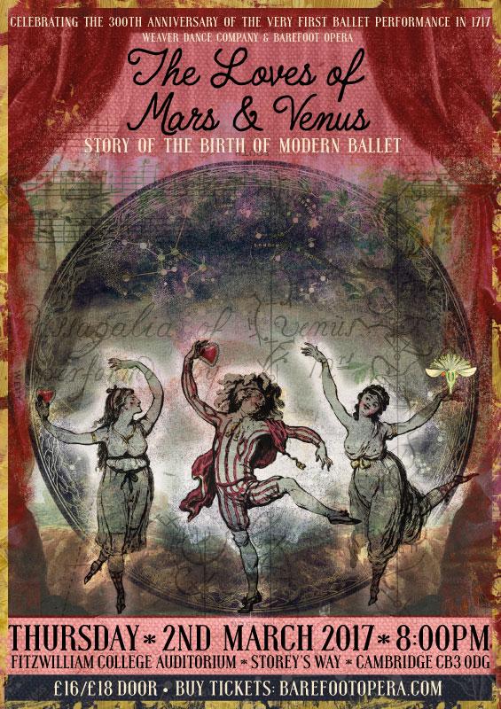 Loves of Mars and Venus