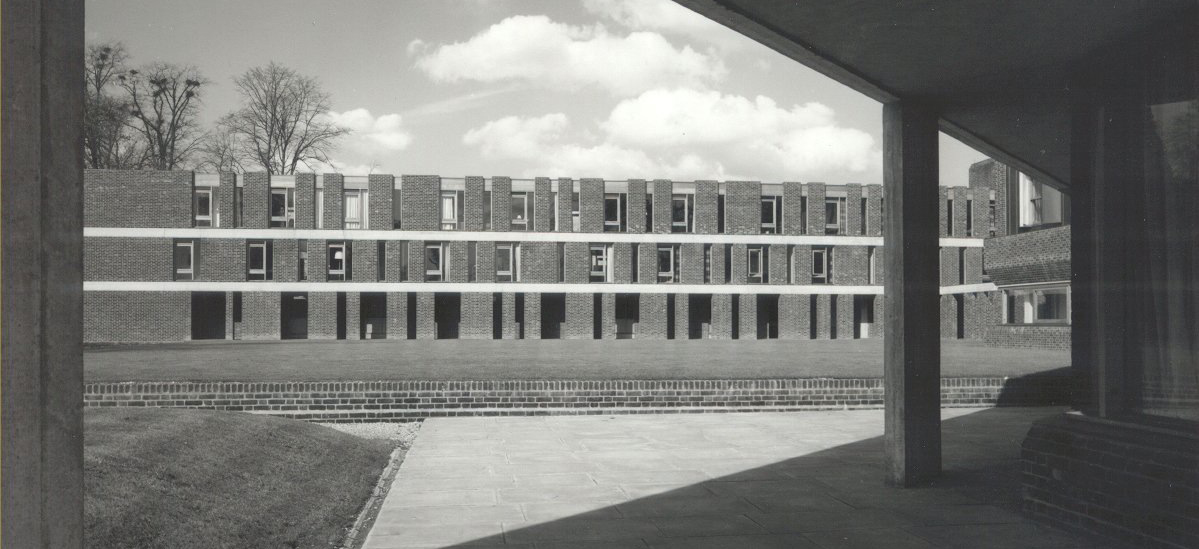 College Architecture 1960s