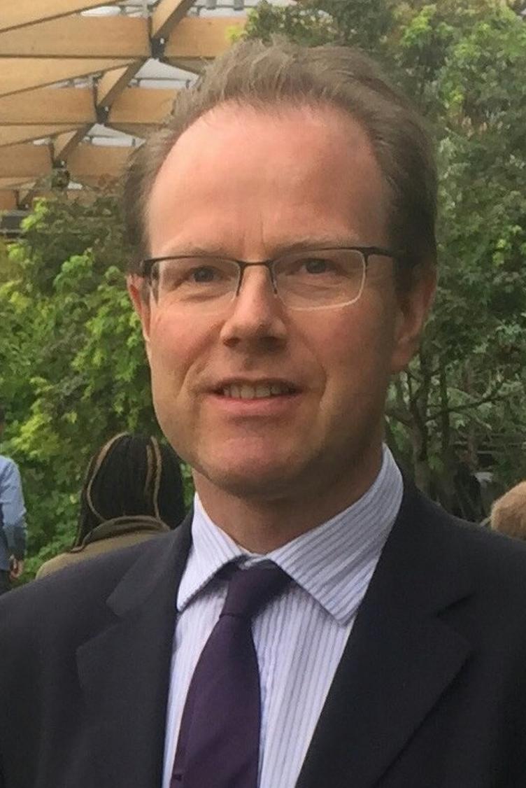 Photo of Dr Joe Bullock