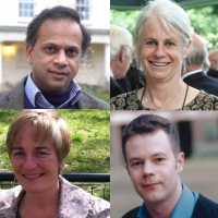Four Fellows of Fitzwilliam College, Cambridge promoted