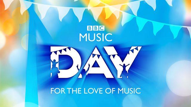 BBC Music Day Logo 15 June 2017