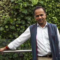 Bhaskar Vira, Fitzwilliam College Geography Fellow