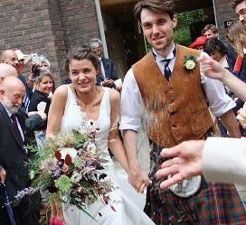 Weddings at Fitzwilliam College