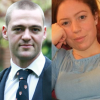 Dr Christopher Cowie, Fellow, and Dr Alice Evans, Bye-Fellow, Fitzwilliam College, Cambridge